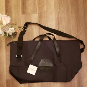 New YSL overnight duffel tote bag